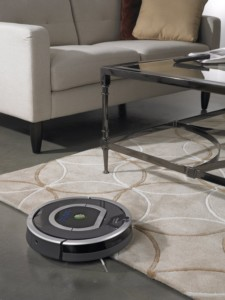 Irobot Roomba 780 test