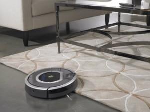 Irobot Roomba 782 test