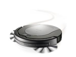 Saugroboter mit Filter von Philips